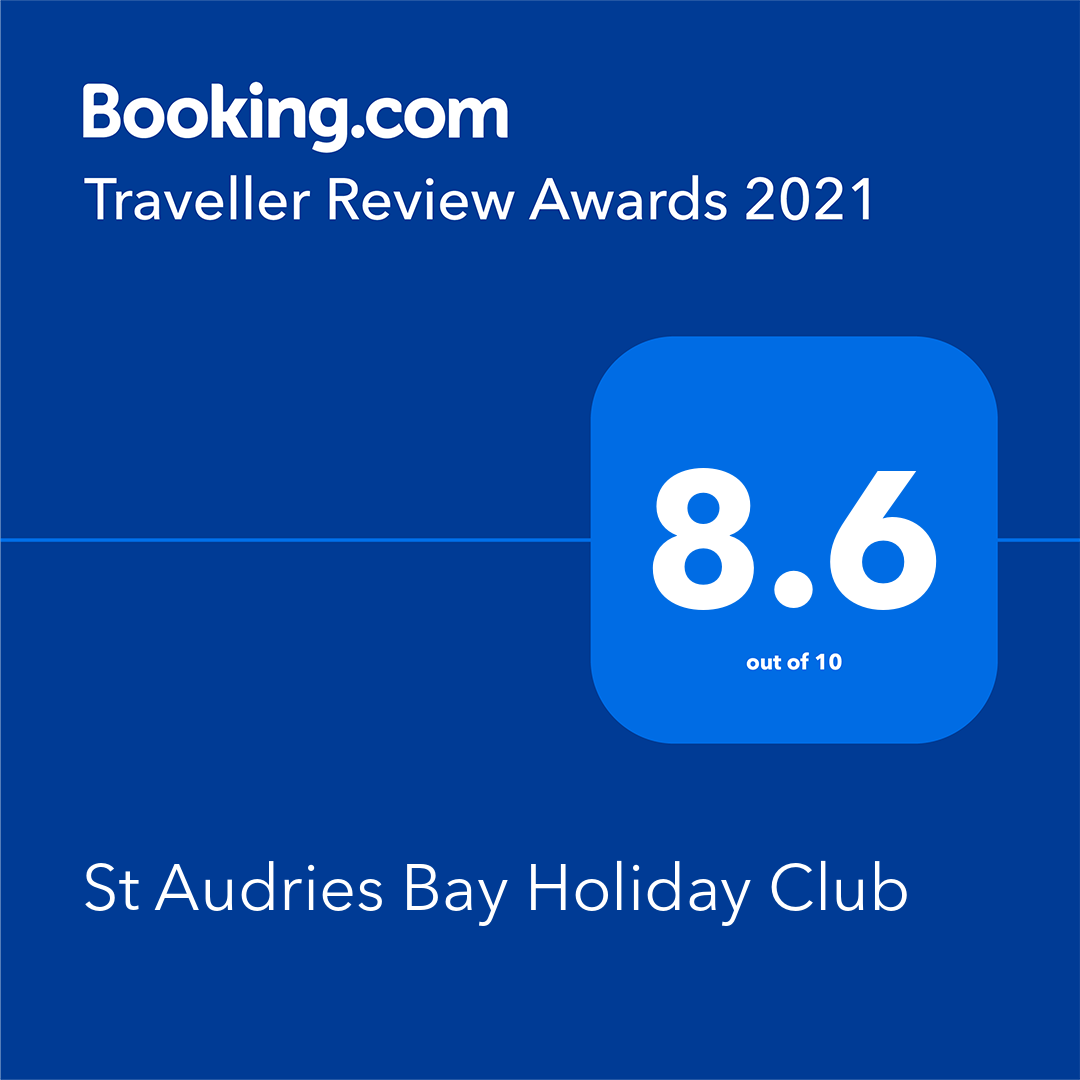 Accreditation - St Audries Bay Holiday Club